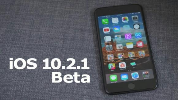 iOS 10.2.1 beta 4 yayınlandı