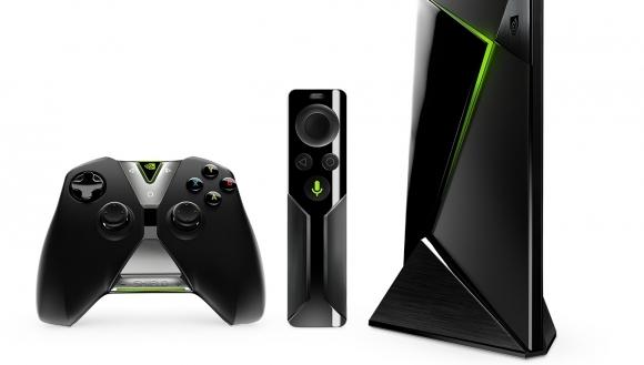 Nvidia Shield TV ön inceleme