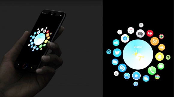 iOS 11 konsept videosu!