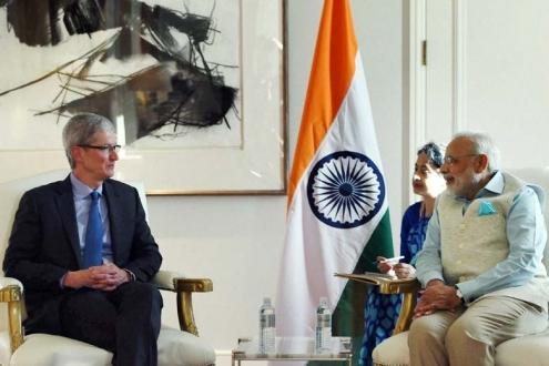 Apple Hindistan'da üretime mi başlıyor?