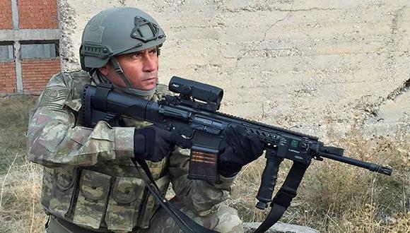 Milli tüfek MPT-76, TSK'ya teslim edildi!
