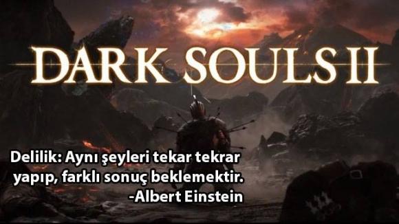 Dark Souls 2 : Talihsiz Serüven! #1
