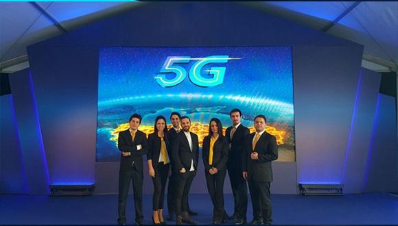 Turkcell ilk 5G hız testini gerçekleştirdi!