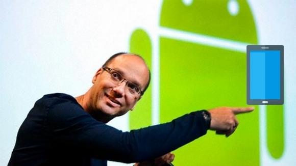 Android mimarından akıllı telefon geliyor!