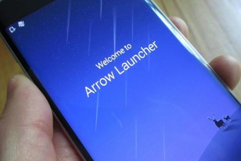 Arrow Launcher için yeni güncelleme geldi!