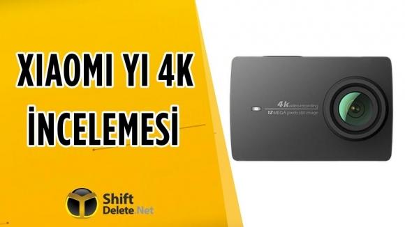 Xiaomi Yi 4K inceleme