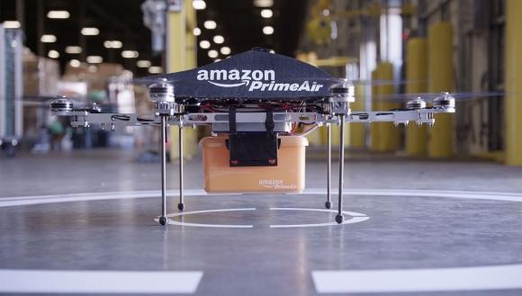 Amazon, drone teslimatı için onay bekliyor!