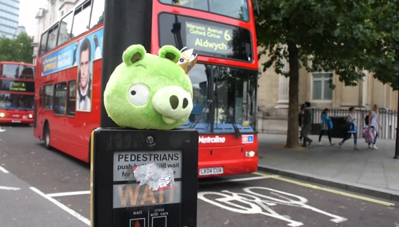 Angry Birds geliştiricisinden Londra atağı