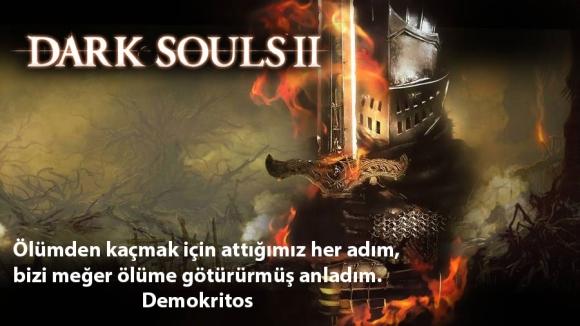 Dark Souls 2 : Talihsiz Serüven 3 – Canlı Yayın!