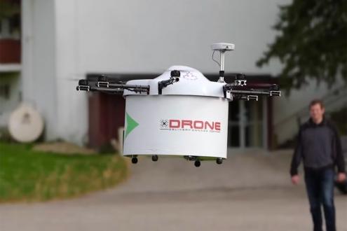 Kanada, dronelar ile kargo taşıyacak
