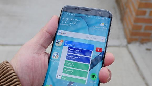 Galaxy S8 ekranından yeni detaylar!