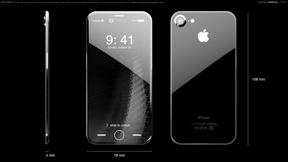 iPhone 8 ekran boyutu ne olacak?