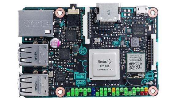Asus Tinker Board tanıtıldı!