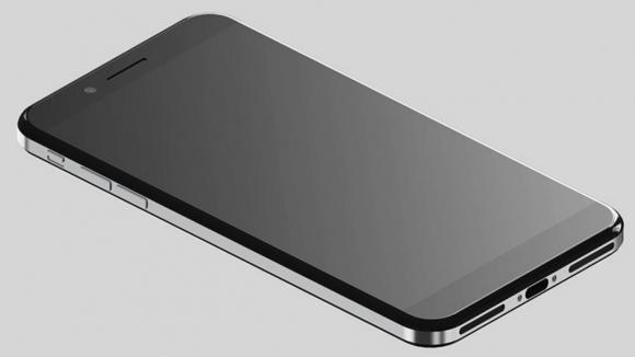 Cam tasarım, çelik kasalı iPhone 8 konsepti!