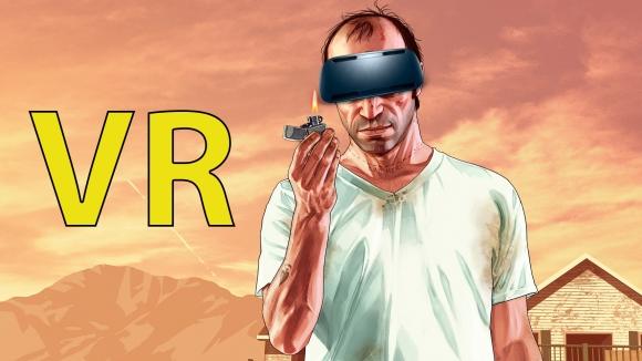 GTA yapımcısı VR oyunu yapıyor!