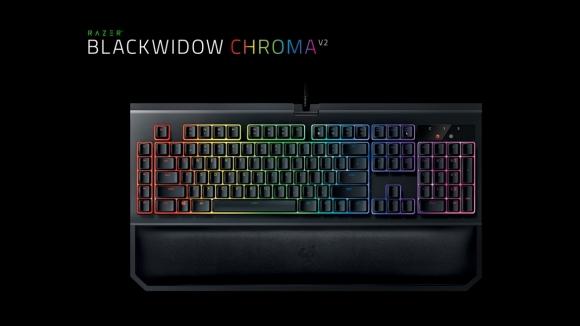 Razer BlackWidow Chroma V2 duyuruldu!