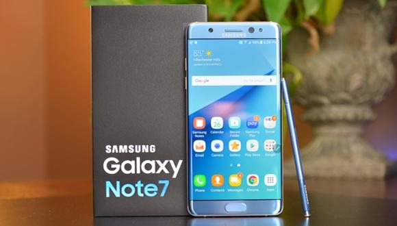 Samsung'dan Türkçe altyazılı Note 7 videosu!
