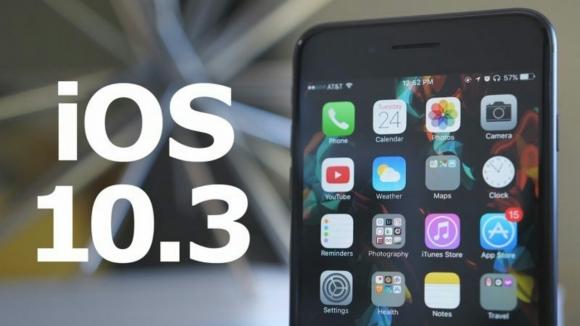 iOS 10.3 ile gelen yenilikler neler?