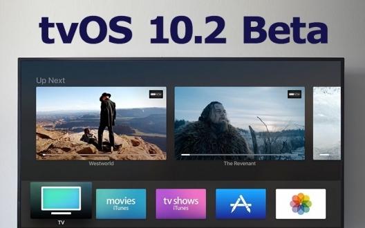 tvOS 10.2 Beta yayınlandı!