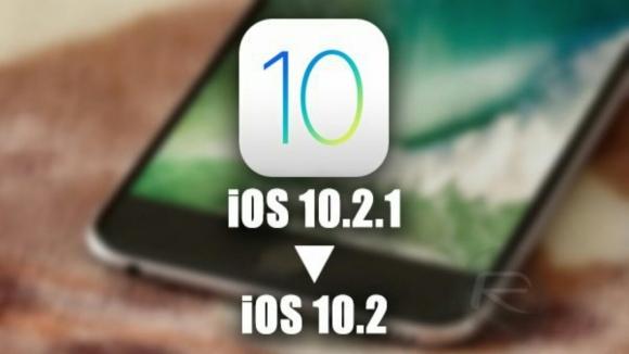 iOS 10.2.1'den iOS 10.2'ye nasıl dönülür?