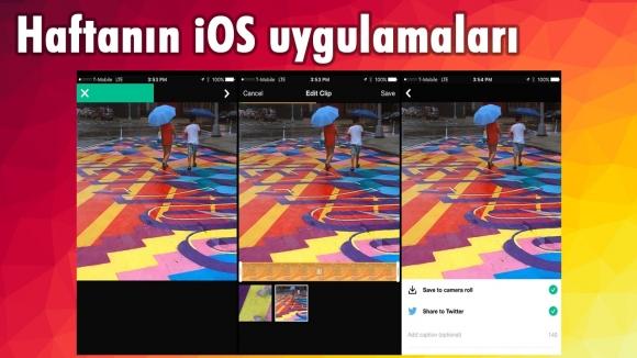 Haftanın iOS Uygulamaları – 29 Ocak