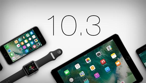 iPhone, iOS 10.3 ile daha da hızlanacak!