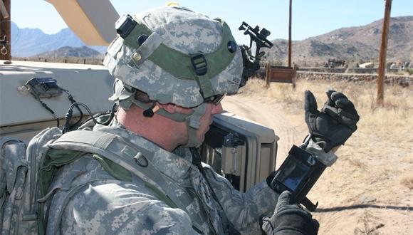 Askeri alanlarda iPhone'a geçiş devam ediyor!