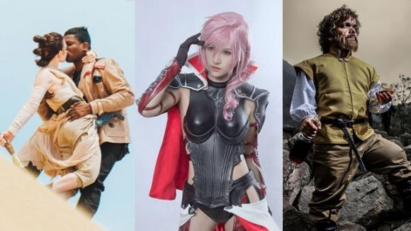 2016 yılının en iyi cosplayleri