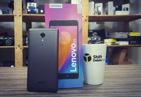 Lenovo P2 kutusundan çıkıyor!
