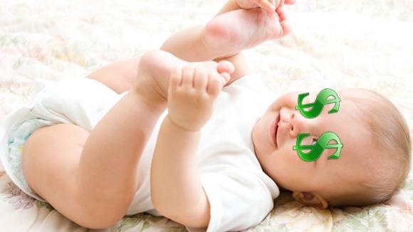 İnternetten en çok bebek bezi alıyoruz!