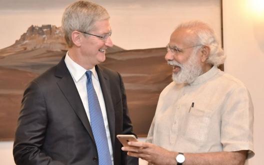 Apple, Hindistan'da üretime başlıyor!