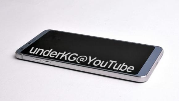 Yeni LG G6 görselleri ortaya çıktı