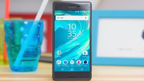 Sony Xperia X yeni özelliklere kavuştu!