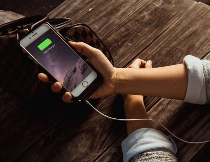 iPhone batarya ömrünü gösteren uygulama!