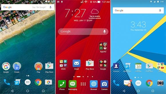 Android için en iyi 10 launcher uygulaması!