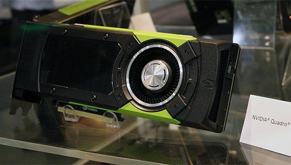 Nvidia'dan profesyoneller için: Quadro GP100