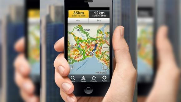 Yandex Navigasyon güncellendi
