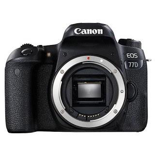 Canon 77D Geliyor