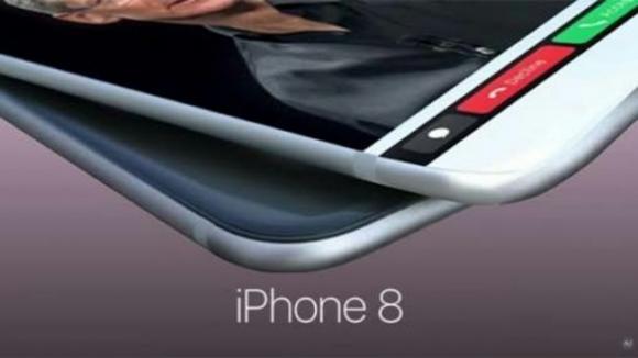 iPhone 8'de sanal tuşlar mı olacak?