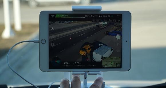 Trafik denetiminde drone dönemi başladı!