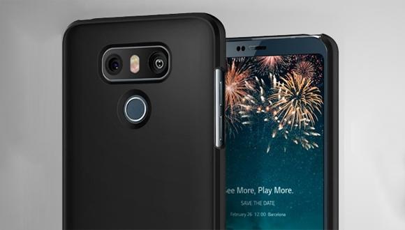 LG G6'ya ait yeni bir görsel ortaya çıktı!