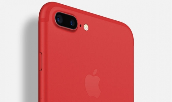 Kırmızı iPhone 7 geliyor!
