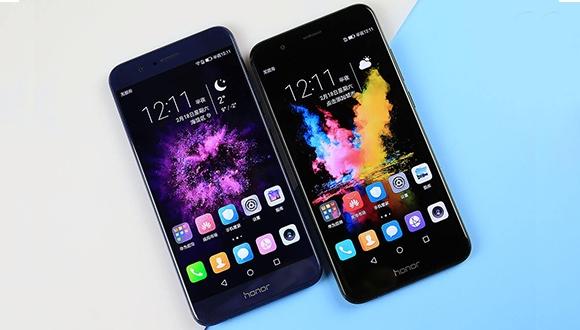 Huawei'den 6 GB RAM'e sahip olan: Honor V9