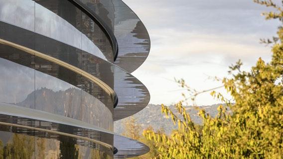 Apple Park Nisan'da açılıyor!