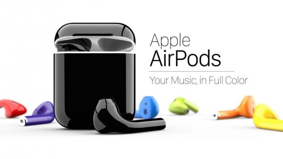 Apple AirPods için 58 renk seçeneği