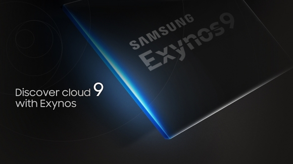 Samsung Exynos 9 8895 tanıtıldı!