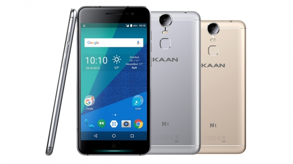 Kaan N1 Android 7.0 güncellemesi çıktı