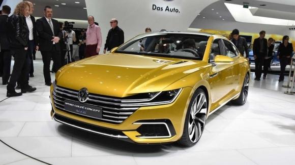 Volkswagen Arteon görselleri paylaşıldı!