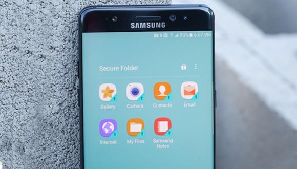 Galaxy Note 7 özelliği artık Galaxy S7'de!