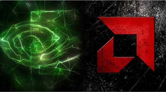 AMD Nvidia kavgası ölümle bitti!